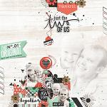 No 1 Dad :: Layout by Mother Bear