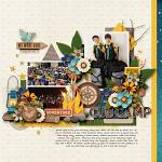 Childhood Memories :: Templates :: Layout by jak