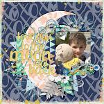 #Be Positive: I Am Enough :: Layout by Mama Bee