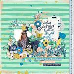 #Be Positive: I Am Enough :: Layout by eve11ne