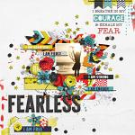 #Be Positive: So Fierce :: Layout by EllenT