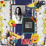 #Be Positive: So Fierce :: Layout by Carrie1977