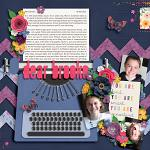 The Story Of My Life :: Template :: Layout by Jacinda