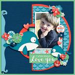 I Whale Always Love You :: Templates :: Layout by Jacinda