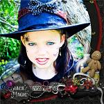 Layout by Susana using Black Magic by lliella designs