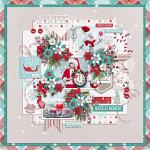 Have Yourself A Country Little Christmas :: Layout by filippok