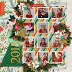 12 Days Of Christmas :: Template :: Layout by Cassie