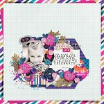 Celebrate Everything :: Layout by Mother Bear