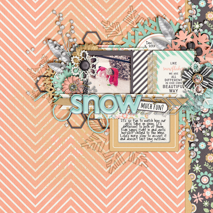 Layout by Britanee