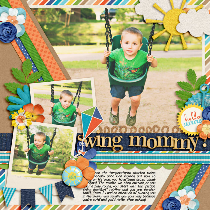 Layout by Sara