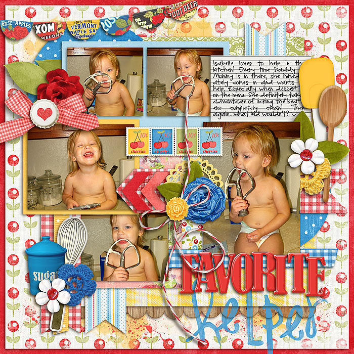 Layout by Natalie