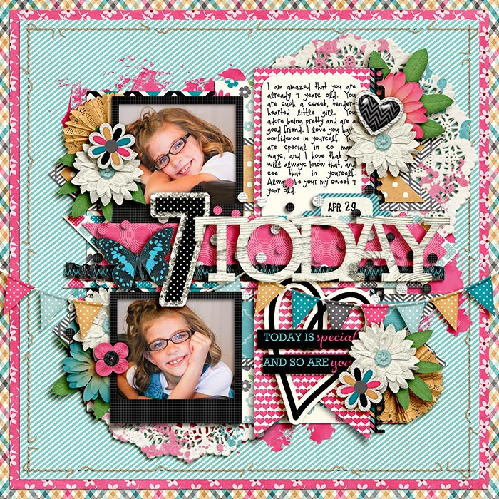 Layout by Aly