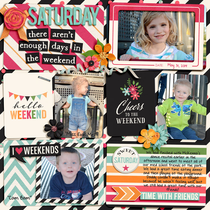 Layout by Nellah