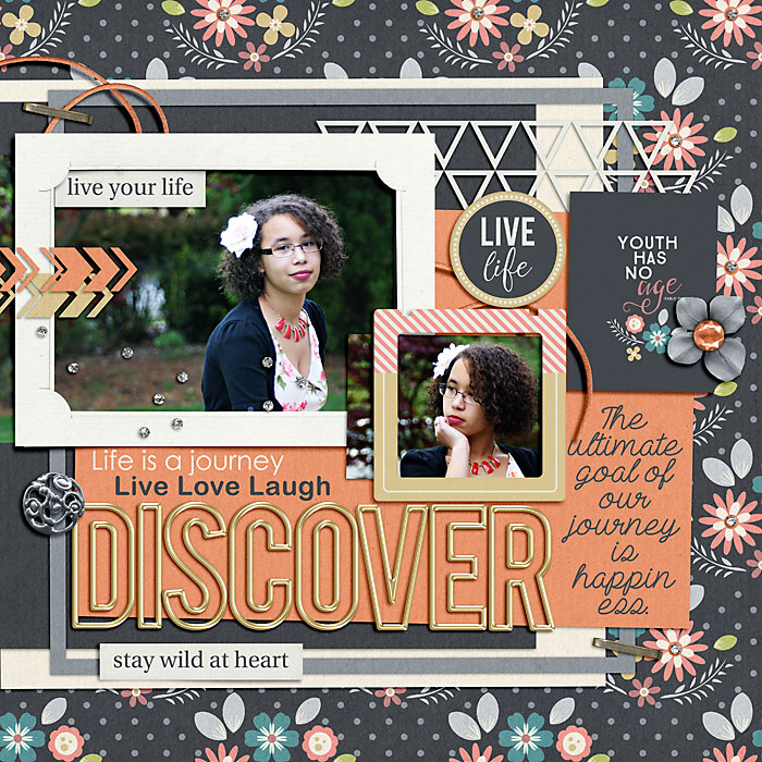 Layout by Kait