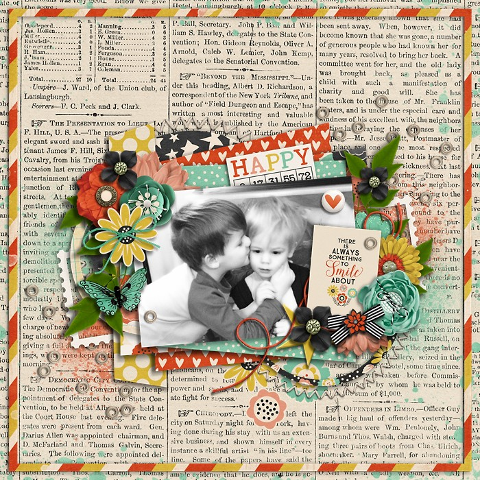 Layout by Loni