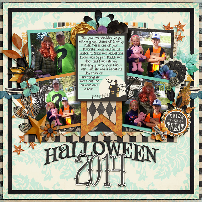 Layout by Steph