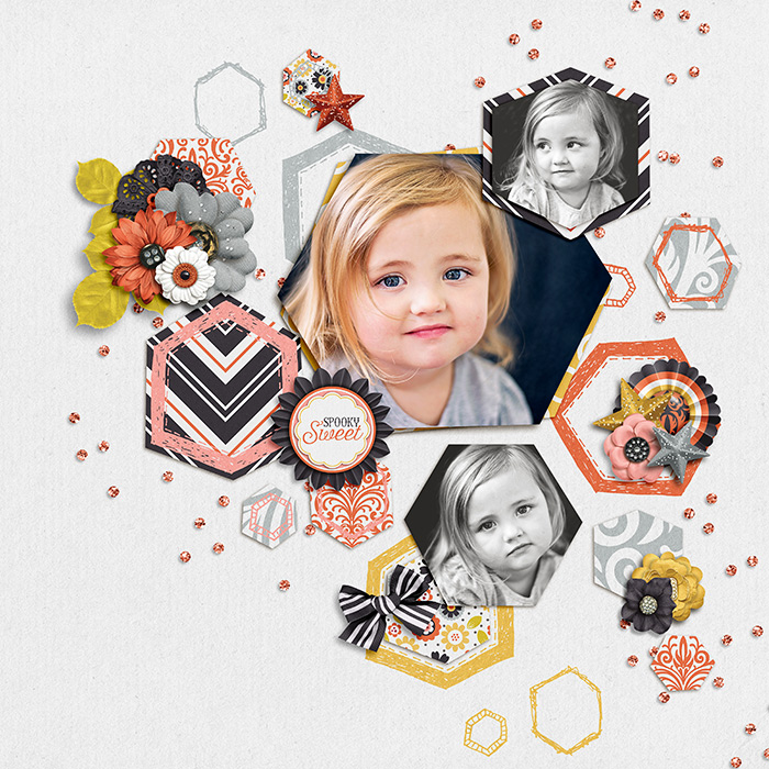 Layout by Holly