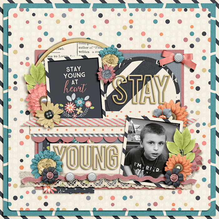 Layout by Hailey