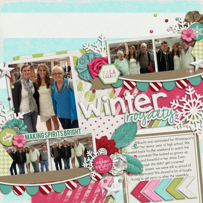 Layout by Whit