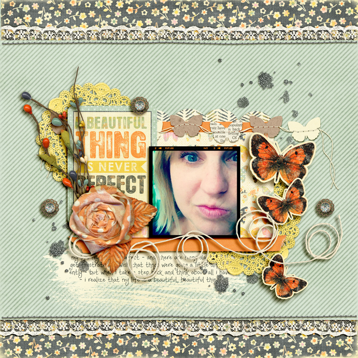 Layout by Dana