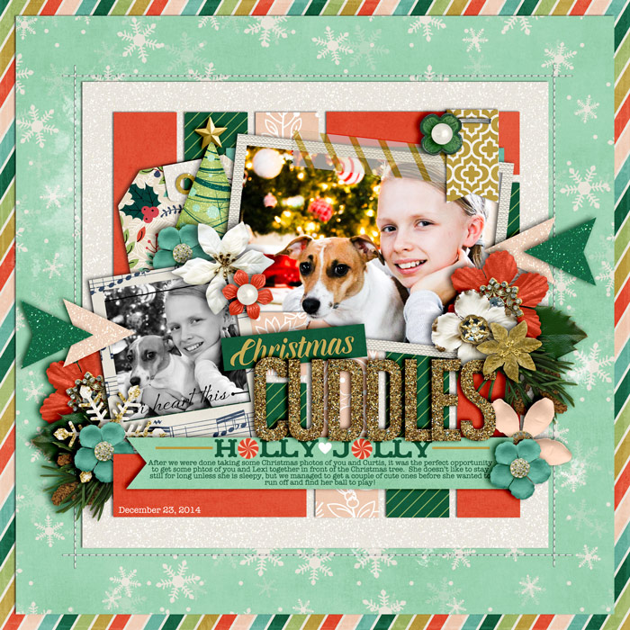 Layout by Cindy
