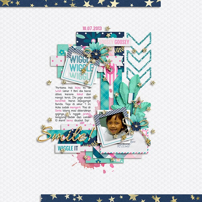 Layout by Nadia