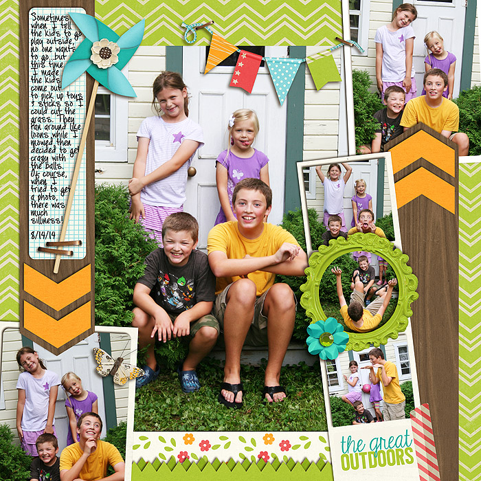 Layout by Erica