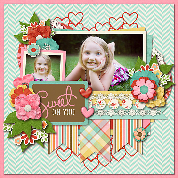 Layout by Nikki