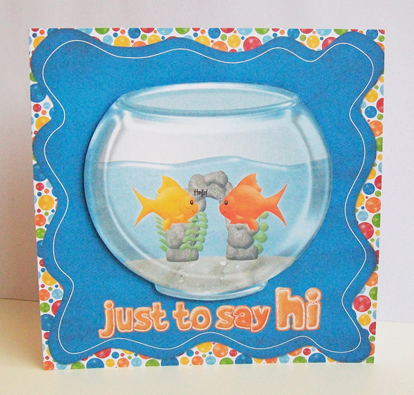 Card by Sara Lively