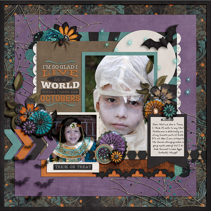 Layout by Jill