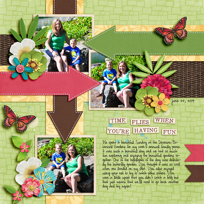 Layout by Terra