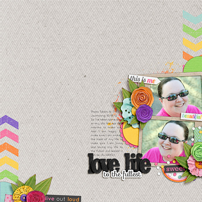 Layout by Elizabeth