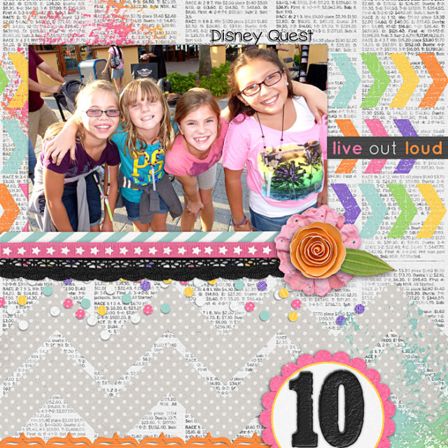 Layout by Juli