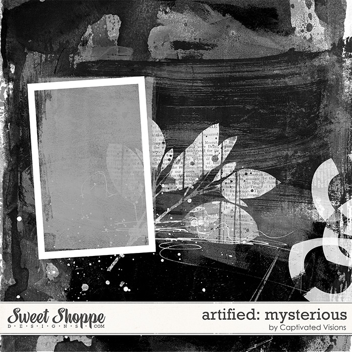 Artified: Mysterious by Captivated Visions