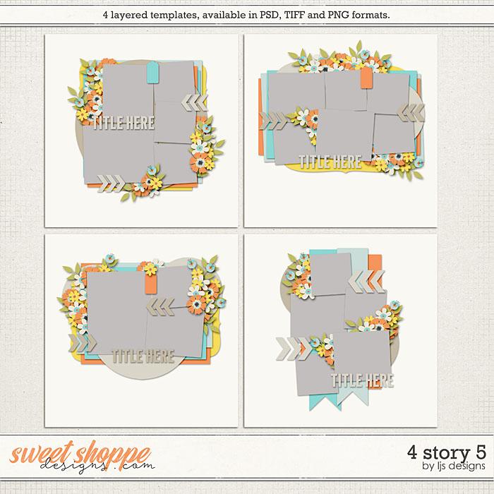 4 Story 5 by LJS Designs