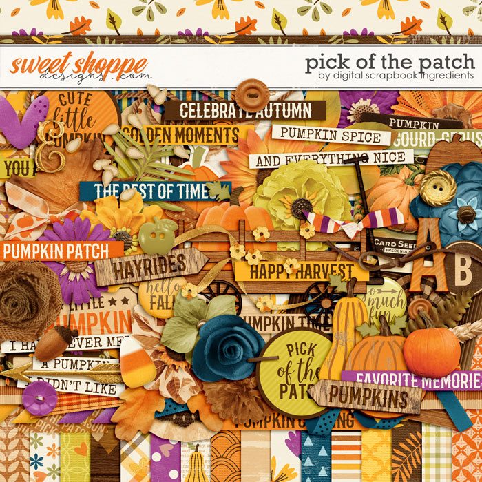 Pick Of The Patch by Digital Scrapbook Ingredients
