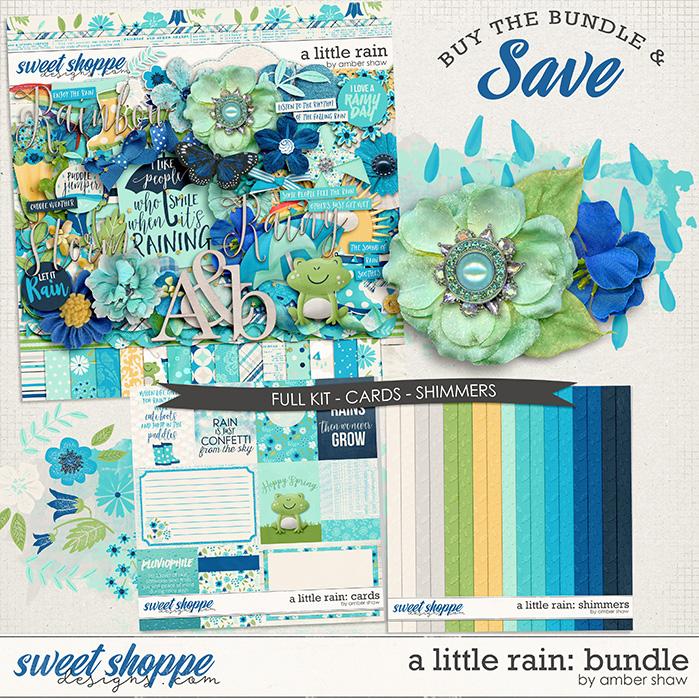 A Little Rain: Bundle by Amber Shaw