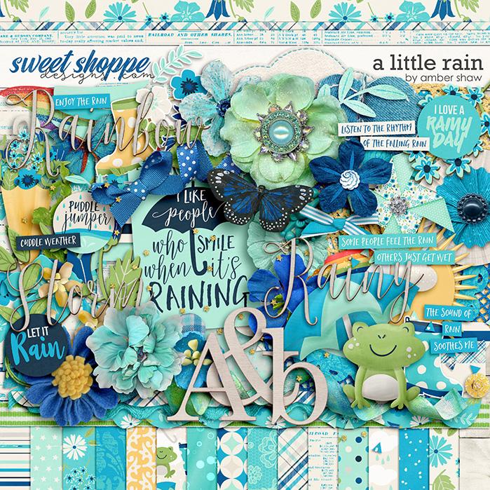 A Little Rain by Amber Shaw
