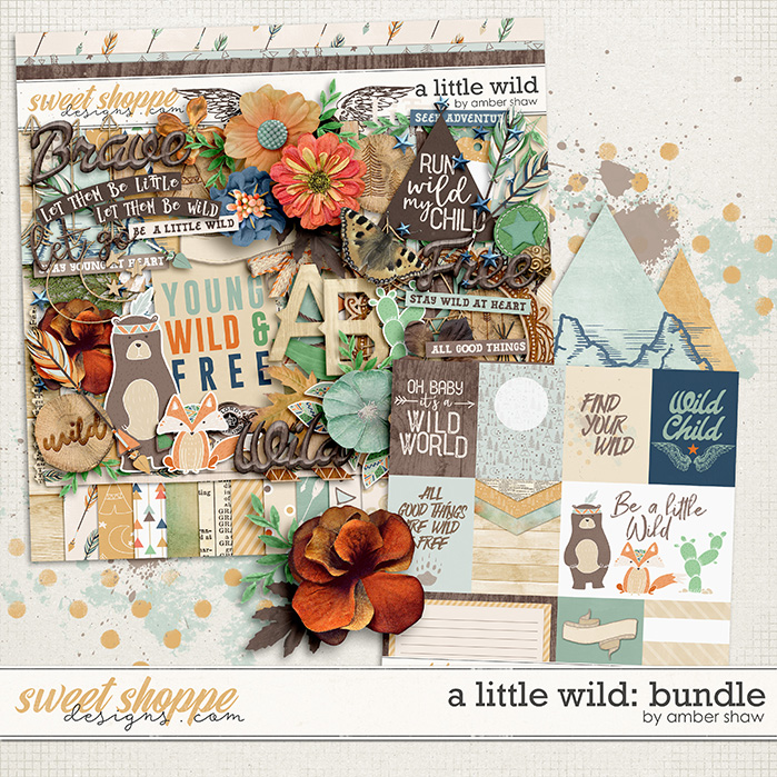 A Little Wild: Bundle by Amber Shaw