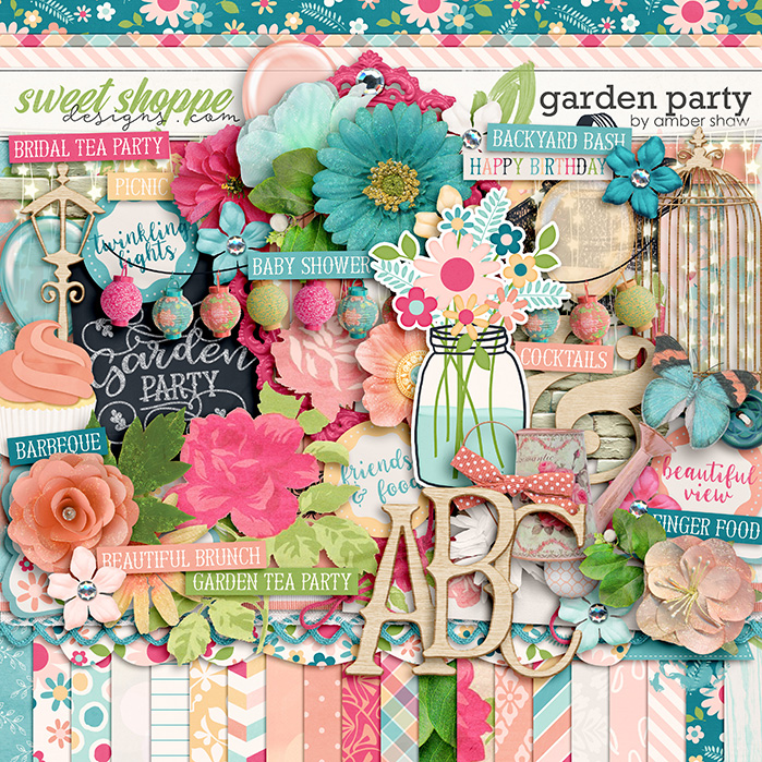 Garden Party by Amber Shaw