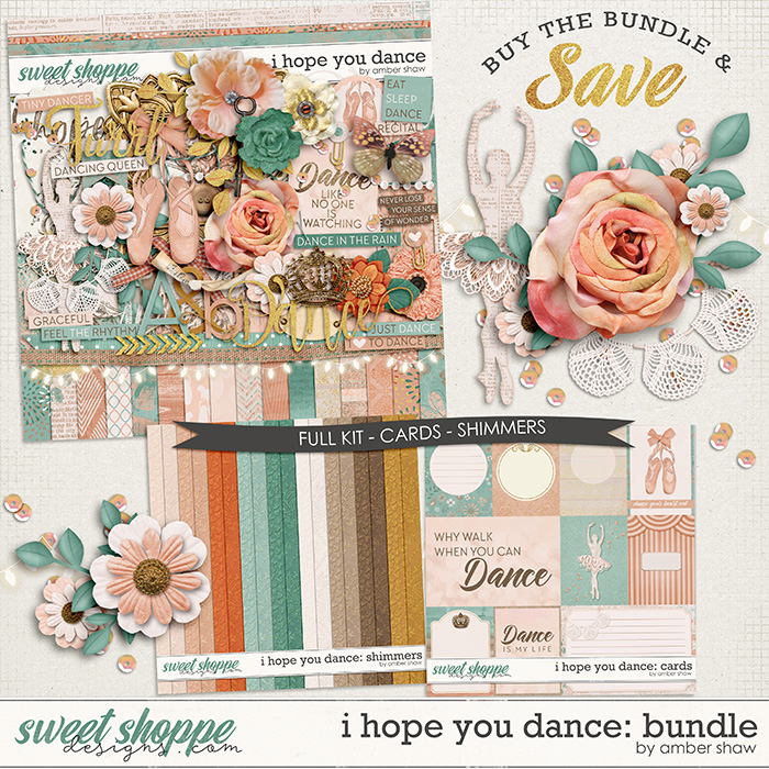 I Hope You Dance: Bundle by Amber Shaw