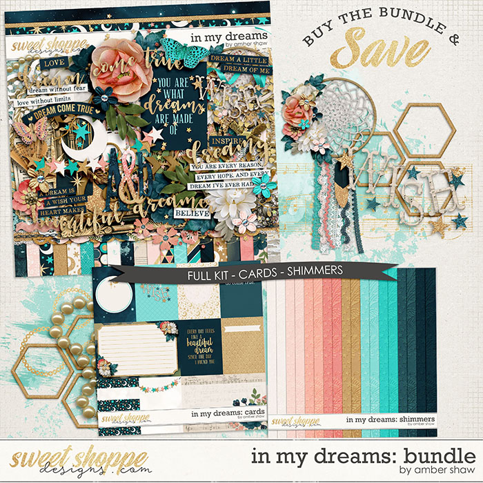 In My Dreams: Bundle by Amber Shaw