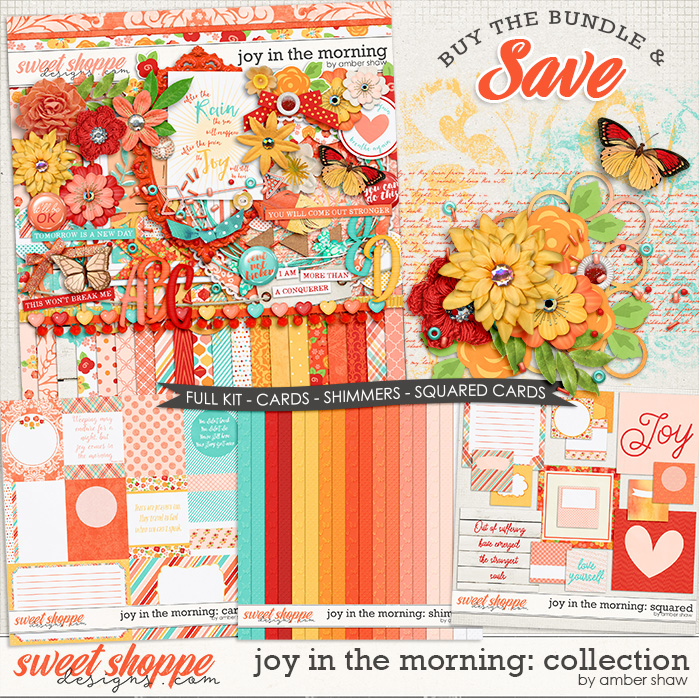 Joy in the Morning Collection by Amber Shaw