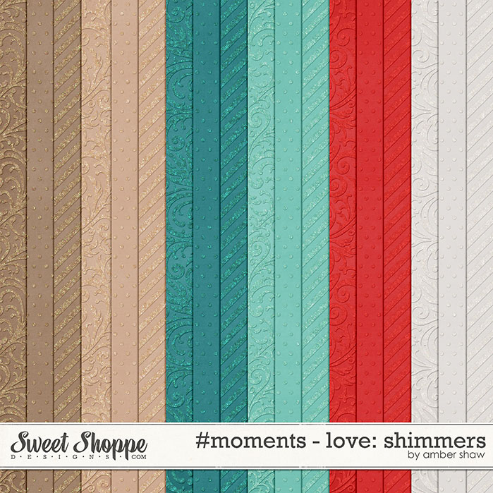 #Moments: Love - Shimmers by Amber Shaw