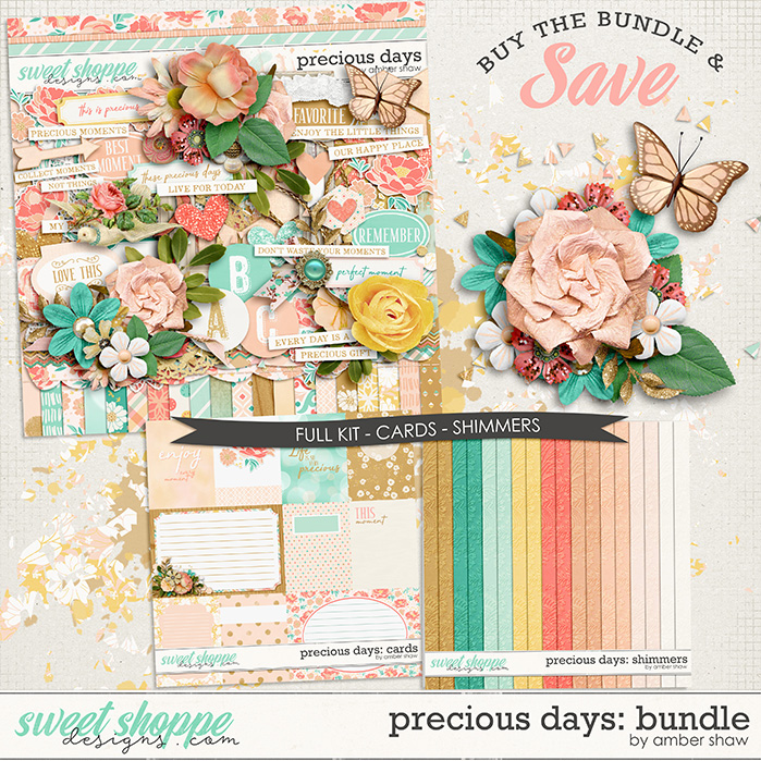 Precious Days: Bundle by Amber Shaw