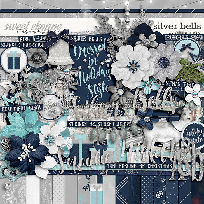 Silver Bells by Amber Shaw