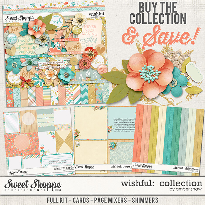 Wishful Collection by Amber Shaw