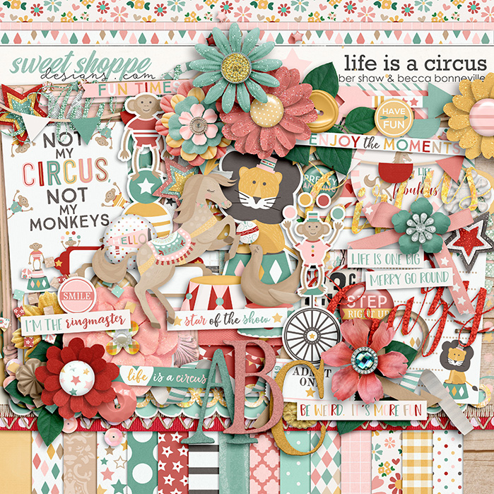Life is a Circus by Amber Shaw & Becca Bonneville
