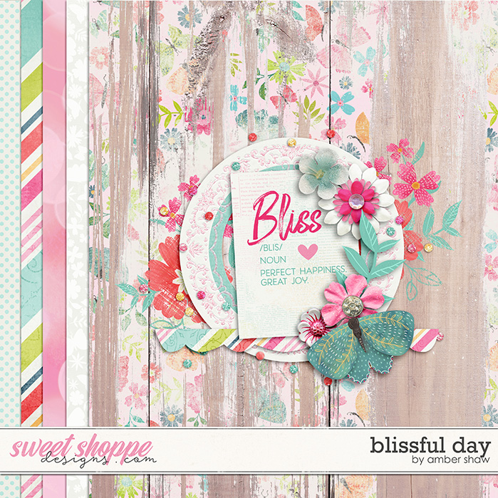 Blissful Day by Amber Shaw