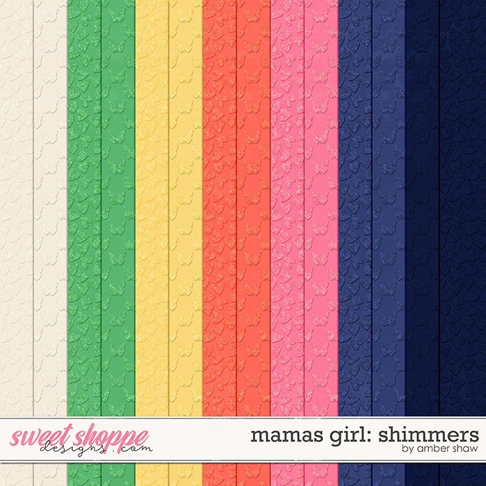 Mama's Girl: Shimmers by Amber Shaw